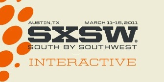 Panel accepted at SXSW