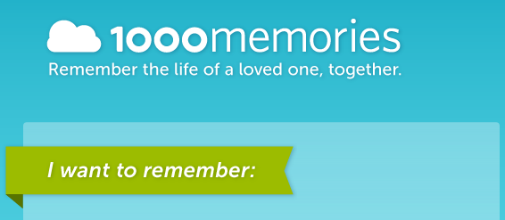 "1000memories Launches ""Shoebox"" App For iPhone"