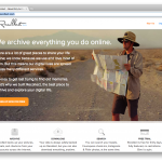 Recollect: We archive everything you do online
