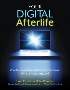 Your Digital Afterlife Book Cover