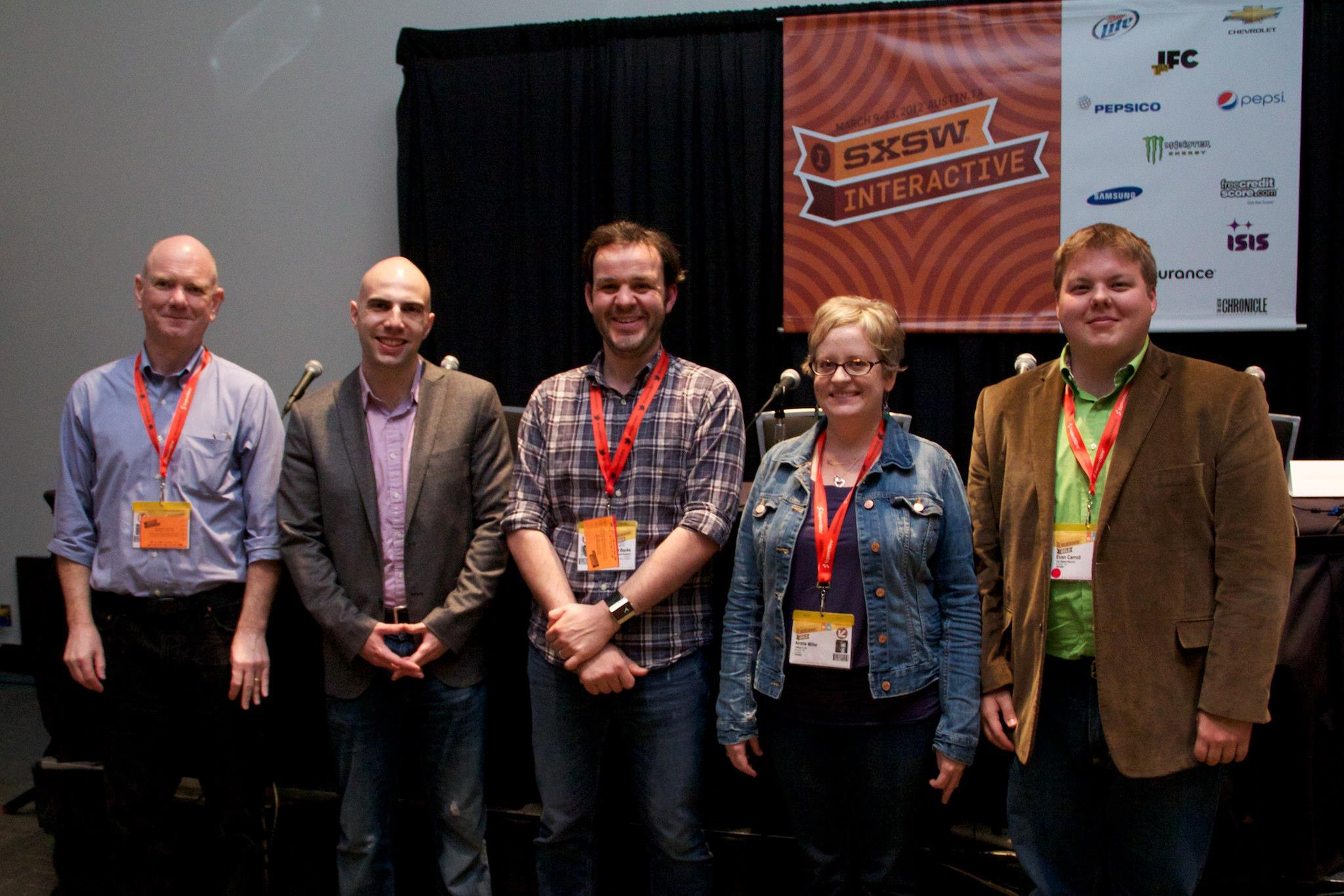 SXSW 2012 Digital Immortals: Preserving Life Beyond Death
